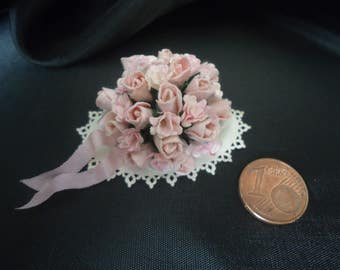 Lovely wedding Bouquet 1/12th Scale