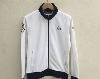 Vintage Kappa Track Top Jacket