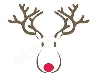 christmas card stencils