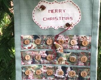 Woodland Christmas Advent Calendar