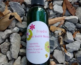 Body Spray, Grapefruit, Fragrance, Perfume, Room and Linen Spray, Citrus