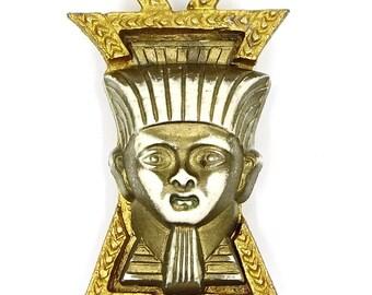 Egyptian revival Pharaoh Pin