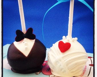 Cake Pops for your Wedding - Made to Order using Only the Best Ingredients