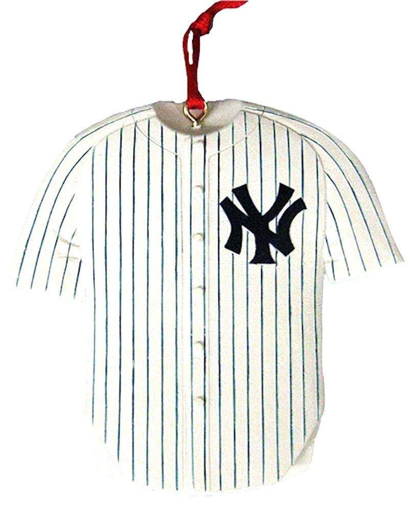 New York Yankees Jersey Ornament NY Yankees Yankees Jersey