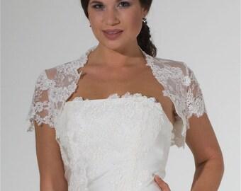lace bolero Isabel