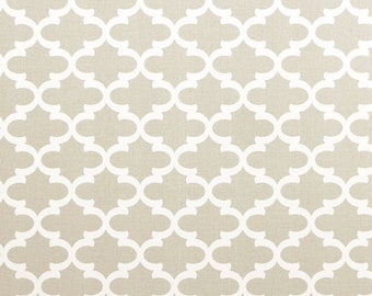 Premier Prints Fulton in French Grey 7 oz Cotton Home Decor fabric, 1 yard