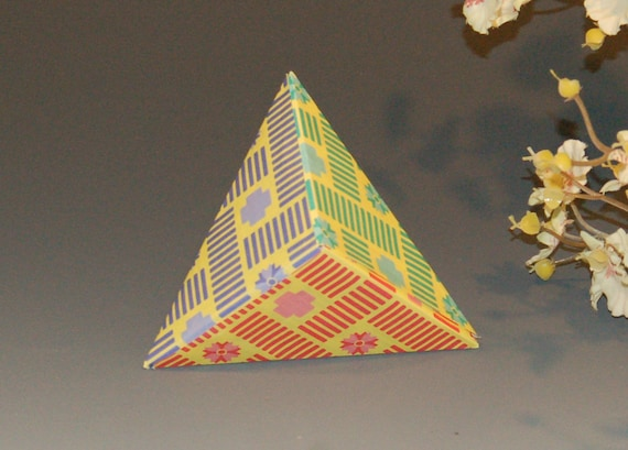 Triangle Origami Images Instructions Easy For Kids