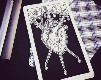Custom Tarot Card