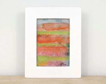 Mini Abstract Painting #14