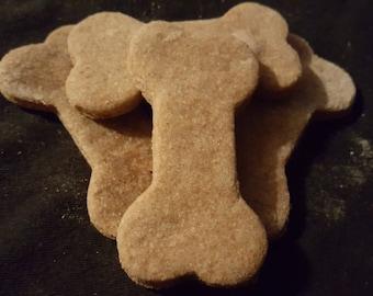 Natural Mint Dog Treats 1 LB