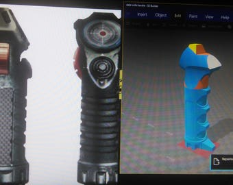 Cooltoysforbadboys 3D printing services