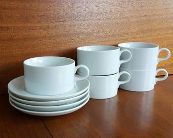 LaGardo Tackett Schmid Porcelain Cup & Saucer Set