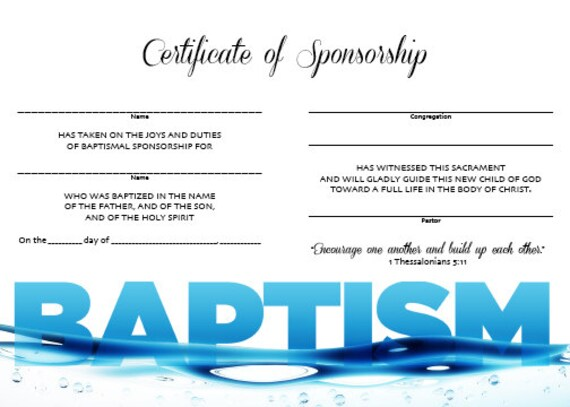 sponsor certificate template - Kubre.euforic.co