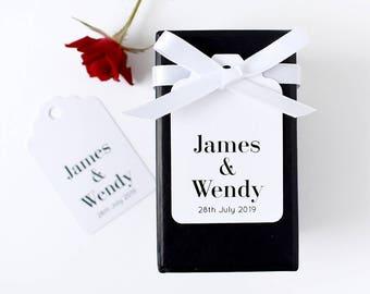 Wedding favour tags, bonbonniere, wedding bonbonniere tags, favour tags, wedding memento, wedding tags, bonbonniere tags, personalised tags