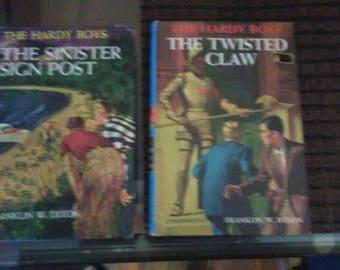 Hardy Boys classic mystery's