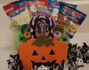 Small Halloween Trick or Treat Hamper