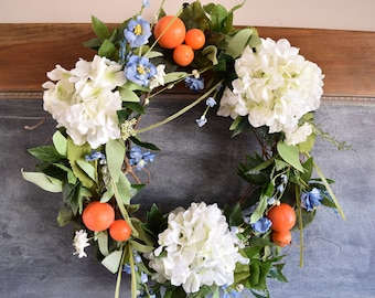 Mother's Day gift, spring/Summer wreath ready to ship