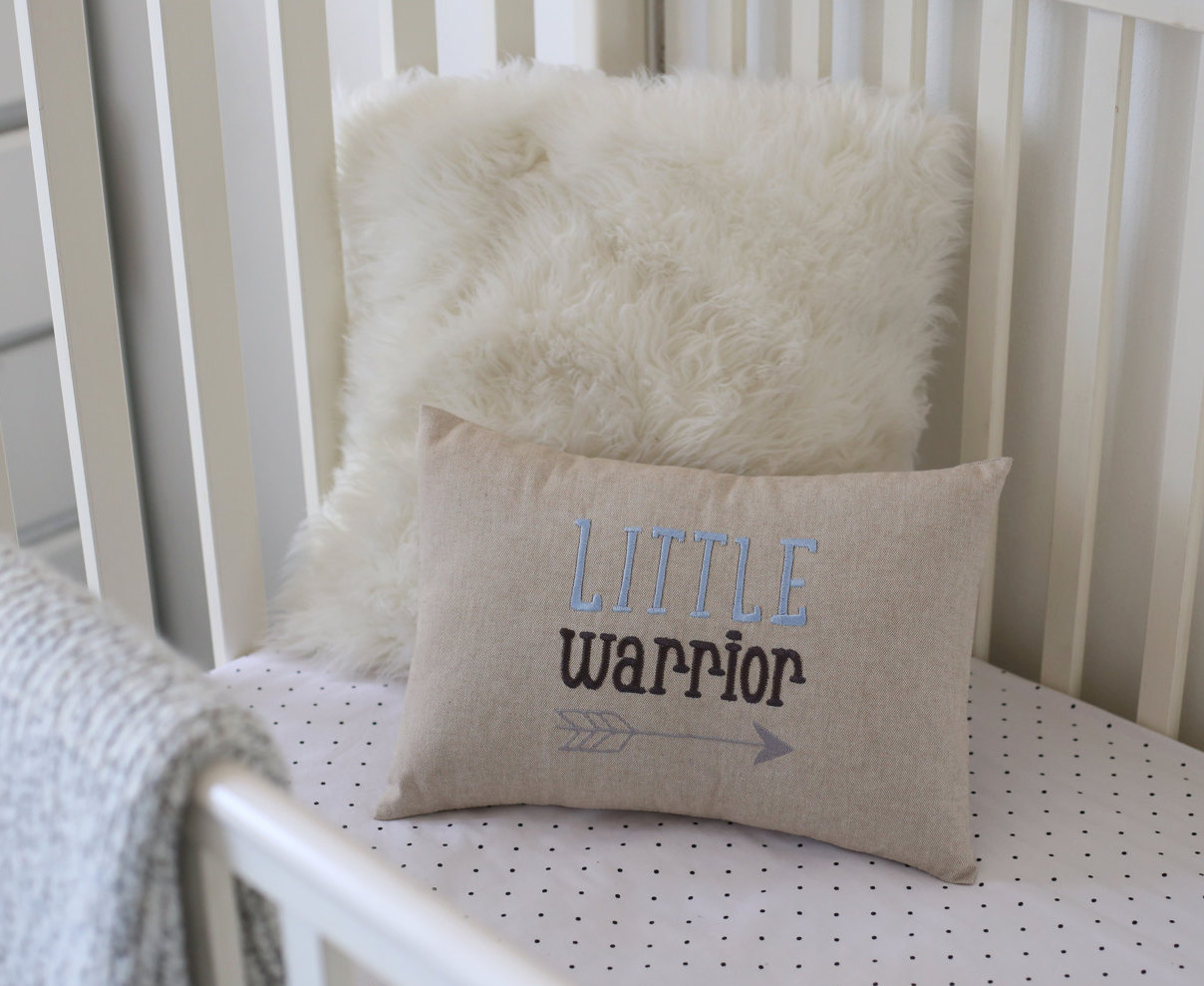 Personalized Baby Pillow, Embroidered baby gift , Baby Shower, Newborn  Gift, Pillows with