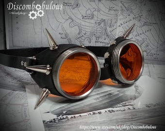 Steampunk goggles, vintage goggles, victorian goggles, aviator goggles, steampunk glasses, mad max goggles, cosplay goggles