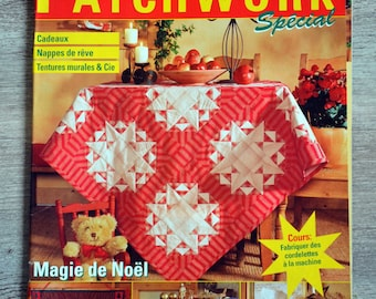 Elena patchwork 2 H - Special magic of Christmas magazine
