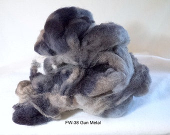 Felting Wool: FW-38 Gun Metal