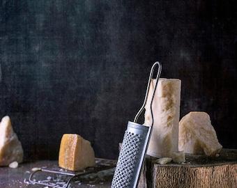 Pecorino & Greater,Food Photography,Culinary Art, Kitchen Decor, Restaurant Art, Home Decor, Food Art,Country,Rustic,Still Life