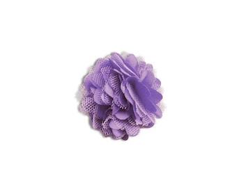 Beautiful lace - purple flower