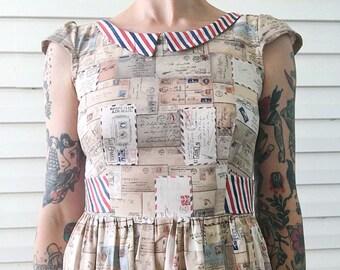 Air Mail Dress