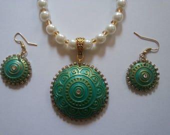 Terracotta/Polymer Clay Jewelry