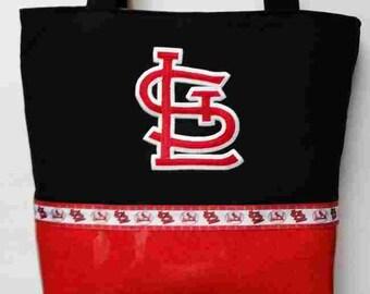 Cardinals STL Purse