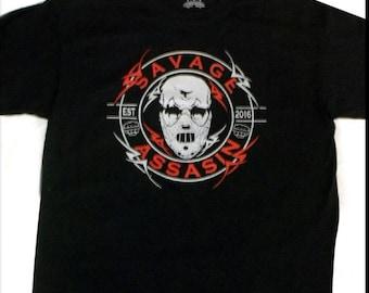 Savage Men Assassin T-shirt