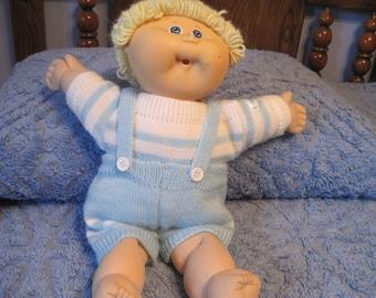 Vintage Cabbage Patch Boy 1978-1982