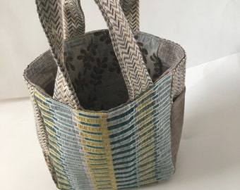 Project Bag, Knitting Bag, Project Bag for Knitting, Knitting Project Bag, Durable Bag