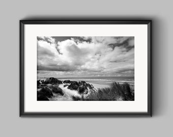 Fine art photograph of Formby Point Sand Dunes
