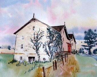 The Stone Barn