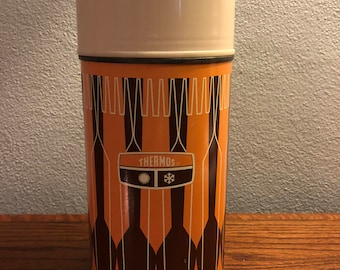 Vintage Thermos Mid Century/MCM Fork and Spoon