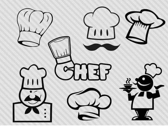 chef svg bundle culinary svg bundle chef clipart culinary clipart rh etsystudio com culinary clipart free free culinary clipart images
