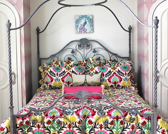 Custom Made to Order....Duvet Covers...Comforter Covers..Full..Queen Size