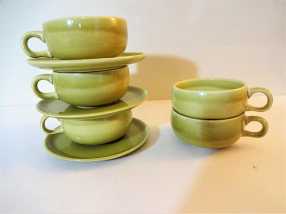 Like this item? & Russel Wright American Modern Coffee Cup and Saucer