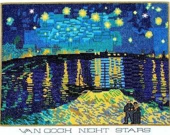 Van Goghs Night Stars--LB04217