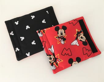 Mickey Mouse Car seat / stroller Strap Covers