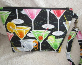 Happy Hour Wristlet Bag 780