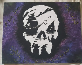 Sea of Thieves in Acrylic