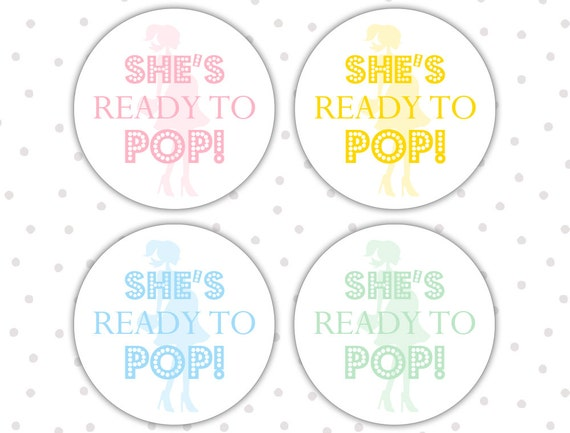 Ready To Pop Stickers Ready To Pop Labels Ready To Pop