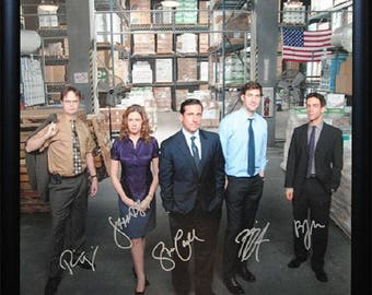 The Office - Signed TV Show Poster