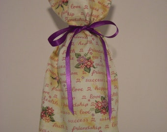 Wine Bottle Gift Bag