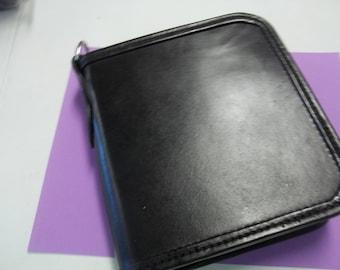 Have 1 SMALLPLAIN BLACK PISTOL Case made by Bluehorn Custom Leather