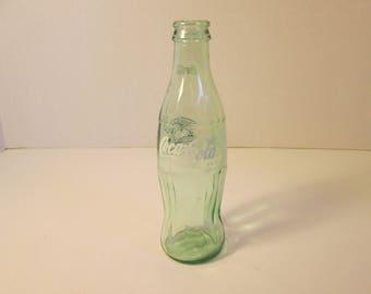 Coca Cola Commemorative 8 oz. Bottle 1996 Ericsson Stadium