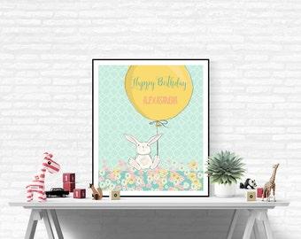 Happy Birthday Printable ~ Mother birthday printable mum happy birthday card mother instant