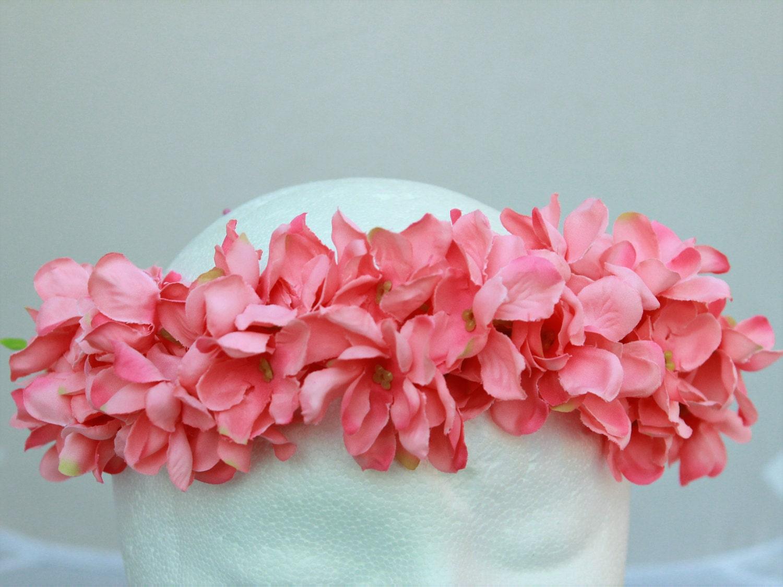 Moana headband moana theme birthday moana floral crown zoom izmirmasajfo Gallery